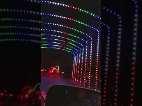 Christmas lights in Cincinnati 2017