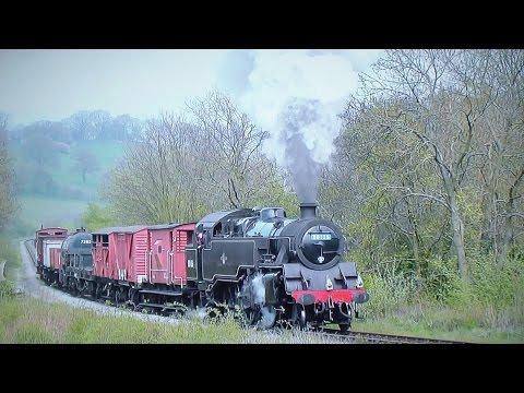 North Yorkshire Moors Railway - Scottish Branchline Gala - 2016