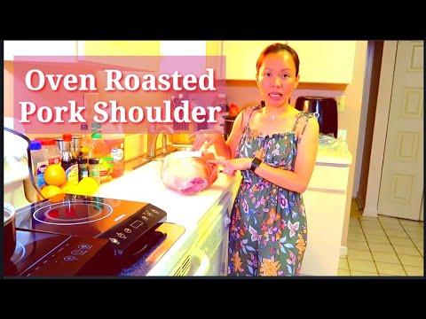 Oven Roasted Pork Shoulder | Own Recipe