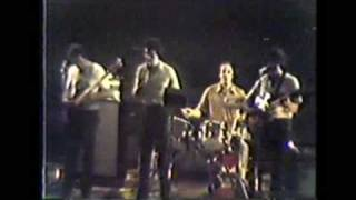 The Monterays LIVE in 1982 - If Wishes Were Horses