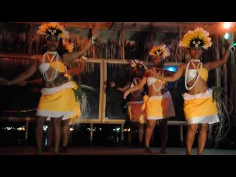 Dance show, Majuro, Marshall Islands, Jewels of the Pacific
