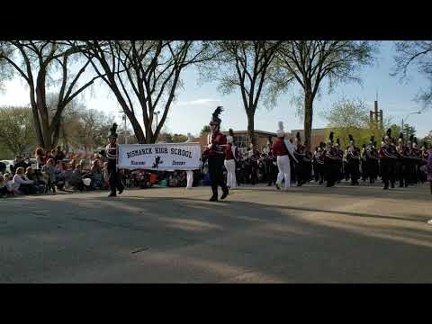 Bismarck High School Marching Band
