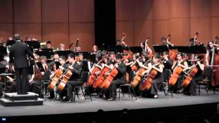 "SSO: III. Andante tranquillo, IV. Con moto from ""(First) Symphony in One Movement"" -Barber"