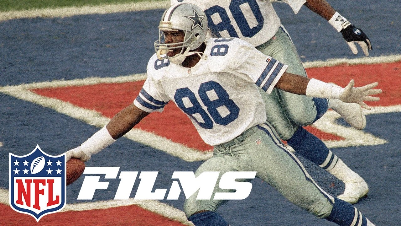 huge discount f55dc 42103 #3 Michael Irvin | Top 10 Dallas Cowboys of All Time | NFL Films