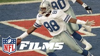 #3 Michael Irvin | Top 10 Dallas Cowboys of All Time | NFL Films