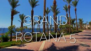 Отель без минусов в Египте Grand Rotana Resort Spa 5 короткий обзор отеля после карантина 2020