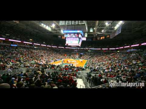 SportsTimeLapses.com: BMO Harris Bradley Center - Milwaukee, WI