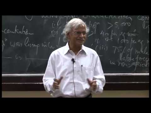 Mod-01 Lec-33 Social change-IV: Urbanization and related issues in social change