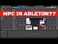 How to Use MPC Software as a VST with Ableton Live [Template Download]