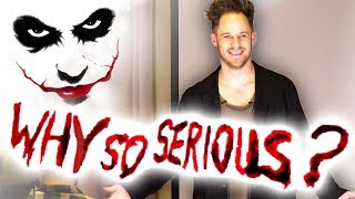 Julien Blanc's Speech For Building A Passionate Life: How To Bring Fun & Laughter Into Your Life!