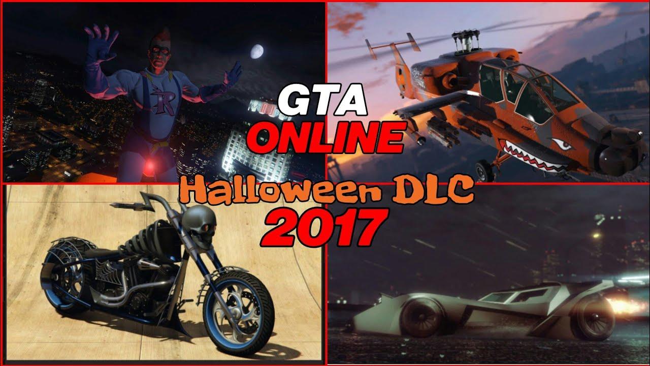 GTA 5 DLC- HALLOWEEN DLC 2017, $8 MILLION Cost,Vigilante Release ...