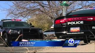 Officer Pay