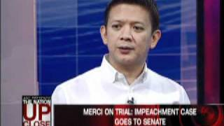 ANC Presents: The Nation Up Close Episode 7: Merci on Trial: Impeachment Case Goes To Senate 3/5