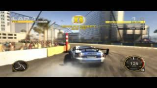Grid gameplay - drift in long beach (5 mil)
