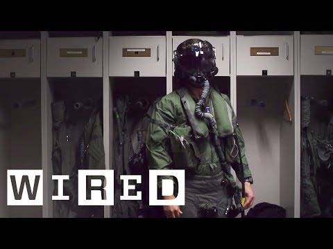 New F-35B Fighter Jets: RAF Pilots First Test Run | WIRED