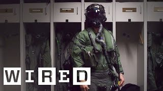 New F-35B Fighter Jets: The high-tech features of the RAF's new fighter jets | WIRED