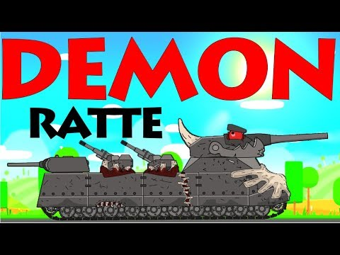 Super Tank Rumble Creations - Demon Ratte!