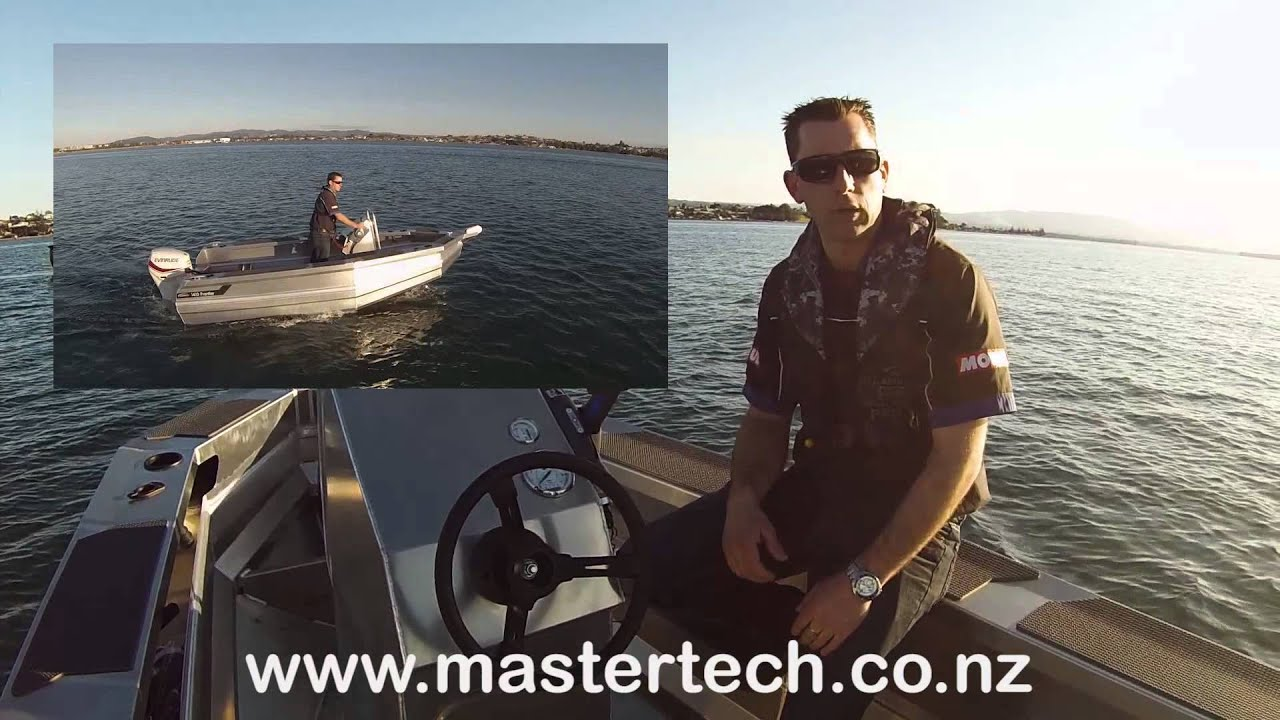 2016 Stabicraft 1410 Frontier - Mastertech Marine