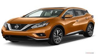 2018 Nissan Murano Car Specifications and Price latest Review