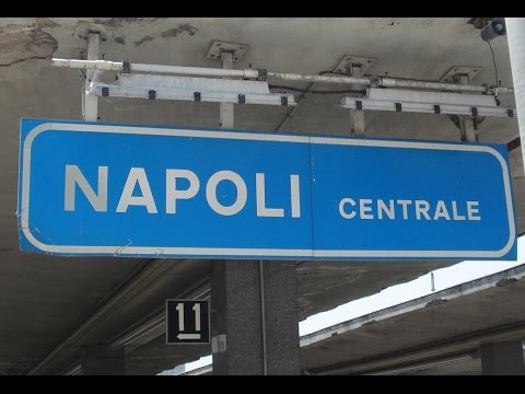 Italy/Napoli (Walking tour:Port of Napoli) Part 24/84