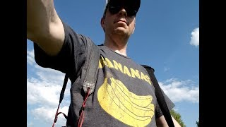 BANANAS HIGH ON POTASSIUM T-Shirt launch promo
