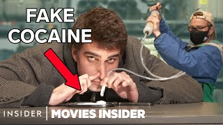 How Fake Drugs Are Made For Movies | Movies Insider