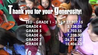 Blue Spoon -- The Ateneo de Iloilo Feeding program