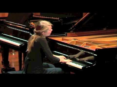 Liszt: Petrarca Sonett Nr. 104, Katharina Treutler I piano