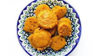 Пакора - Индийская кухня (веган)