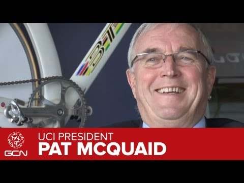 UCI President Pat McQuaid Interview Pt 4 - Points System And Performance