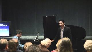 Part II - Russian Romances Concert - Russian Opera Workshop