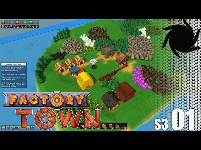 Factory Town - S03E01 - Getting Restarted