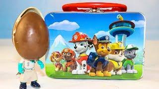 Скачать Мультики про машинки и игрушки Щенячий патруль спасает Киндер Маша и Медведь Мультфильмы для детей