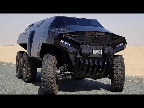 Best off-road trucks in the world