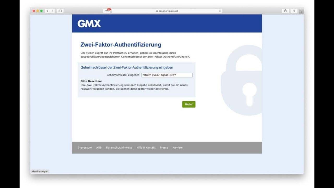 Wie man GMX email passwort hacken - YouTube