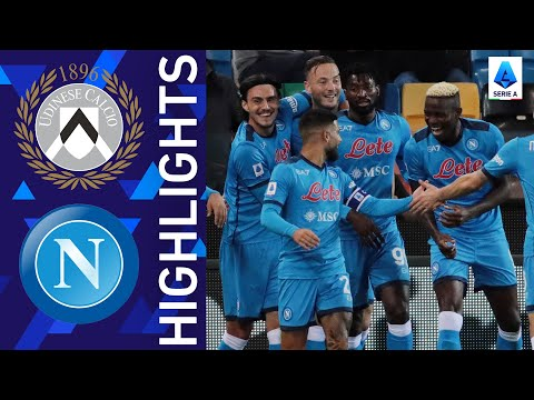 Udinese Napoli Goals And Highlights