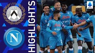 Udinese 0-4 Napoli | Napoli beat Udinese away from home