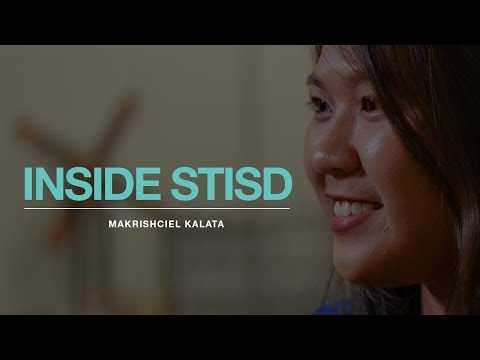 "Inside STISD- ""Today I continue to learn in the same classroom..."" -Makrishciel Kalata"