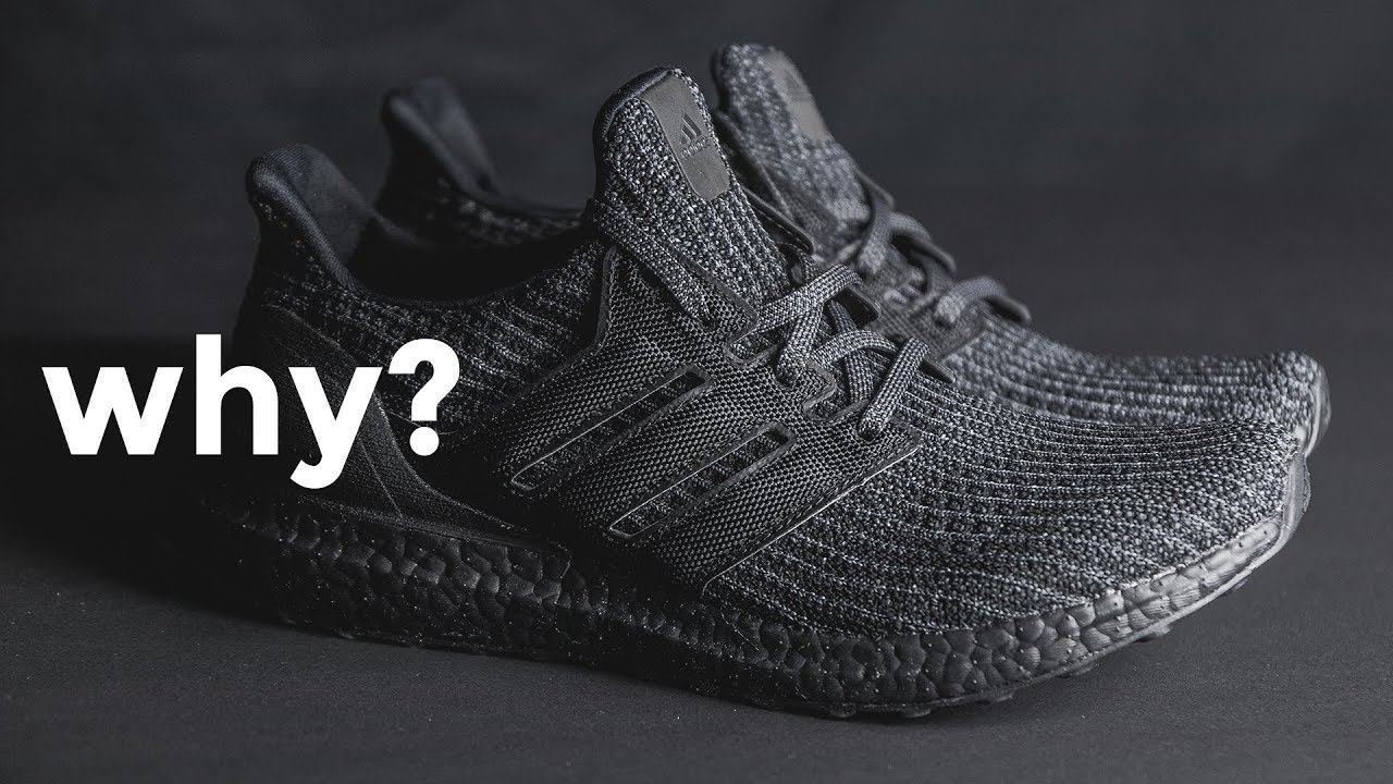 new products 856a2 098a3 Triple Black Boost hype is dead