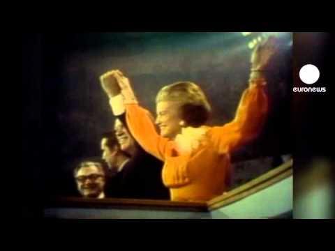 Trauer um Betty Ford