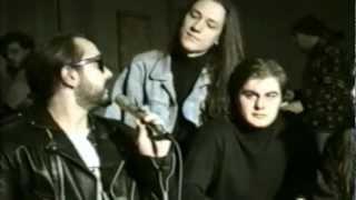 Интервью с группой Necrocannibal(Фест Треш Твою Мать 1995)