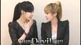 SNSD Tiffany and Jessica English Speaking Compilation