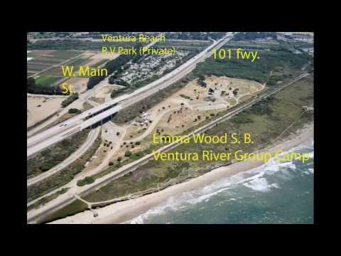 Emma Wood State Beaches Youtube