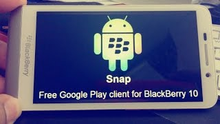 Gambar cover How to install Android Appstores on Blackberry Z10/Q10/Z30/Q5/Z3 (Snap,amazon,1mobile appstore,apto)