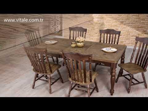 Salon Masa Sandalye Takımları