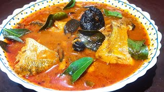 Alleppey Fish Curryalappuzha style fish curry Kerala style fish curry.