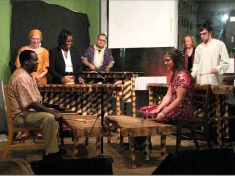 Dr. Sheasby Matiure Zimbabwean Music Tour  June 2014
