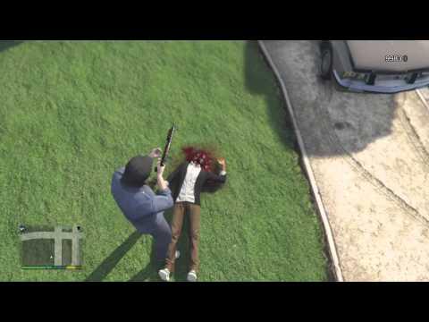 「Fat Cat」PS4遊戲-「GTA Online」-『GTA 5人的臉皮裡裝的是...?』!