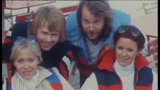 Abba Und The Jacksons In Den Schweizer Bergen 1979 BBC Dreharbeiten SRF Archiv