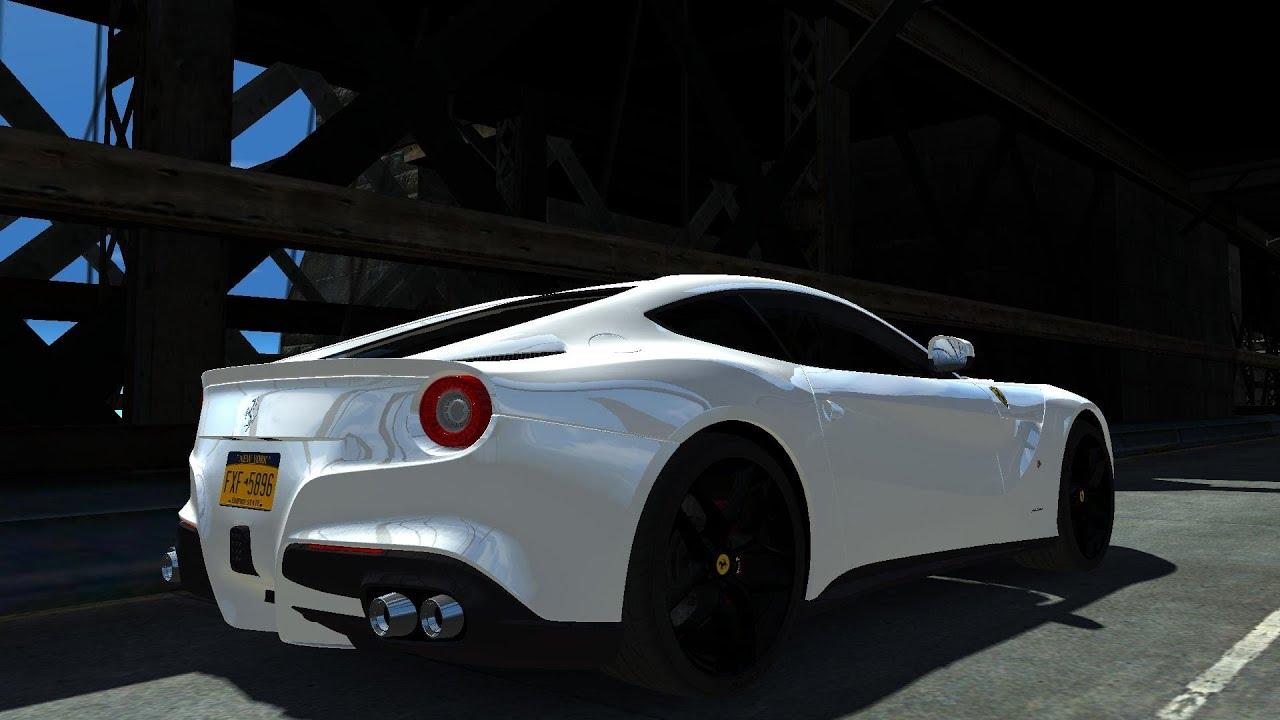 Gta 5 Cars Wallpaper Download Gta Iv 2013 Ferrari F12 Berlinetta And 2012 Lamborghini